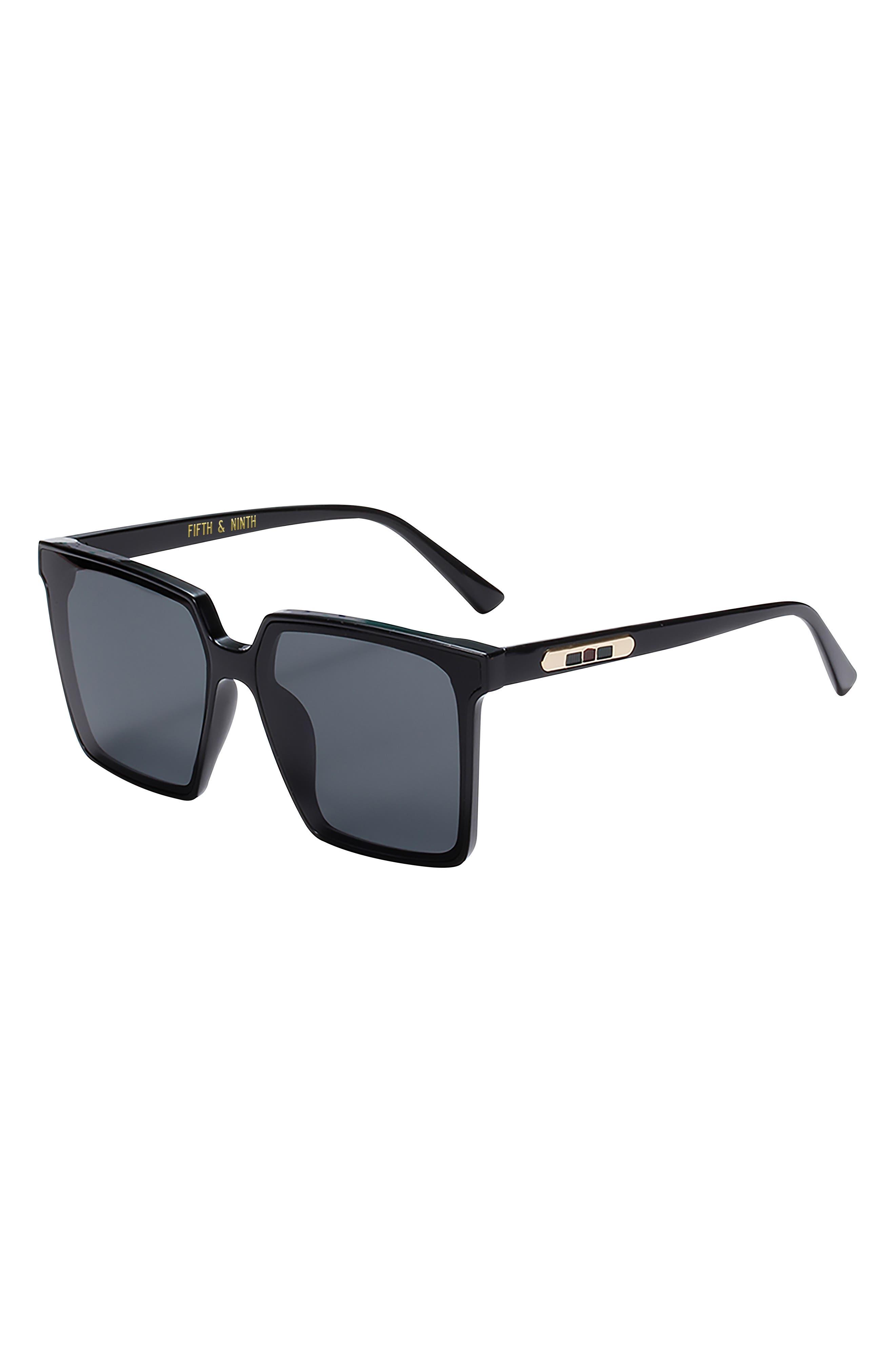 Pasadena 62mm Square Sunglasses