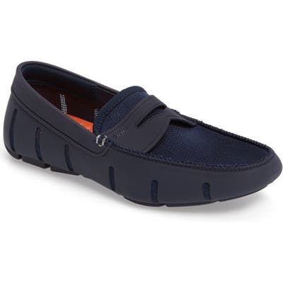 Swims Penny Loafer, Blue