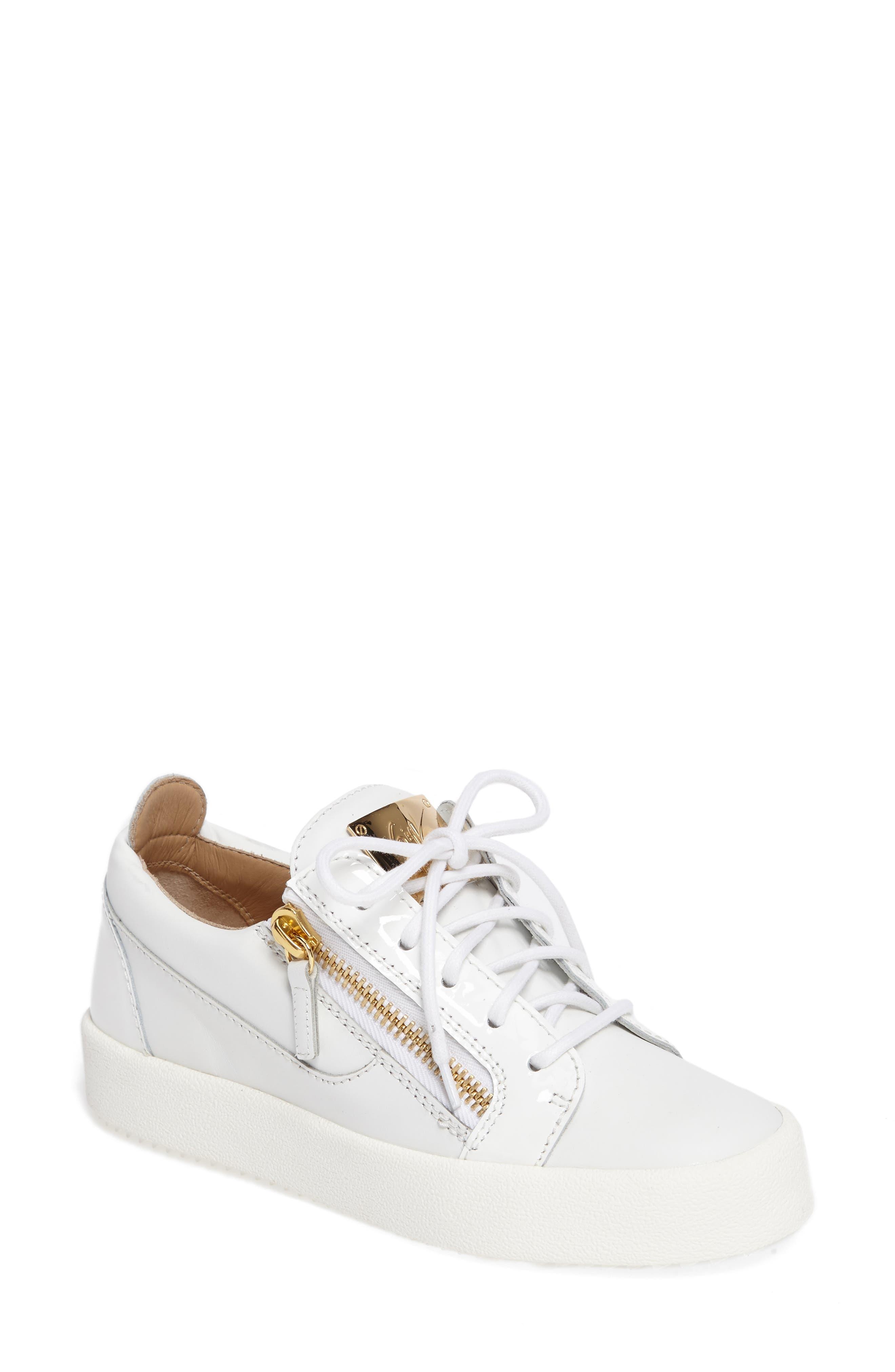 Giuseppe Zanotti Low Top Sneaker (Women
