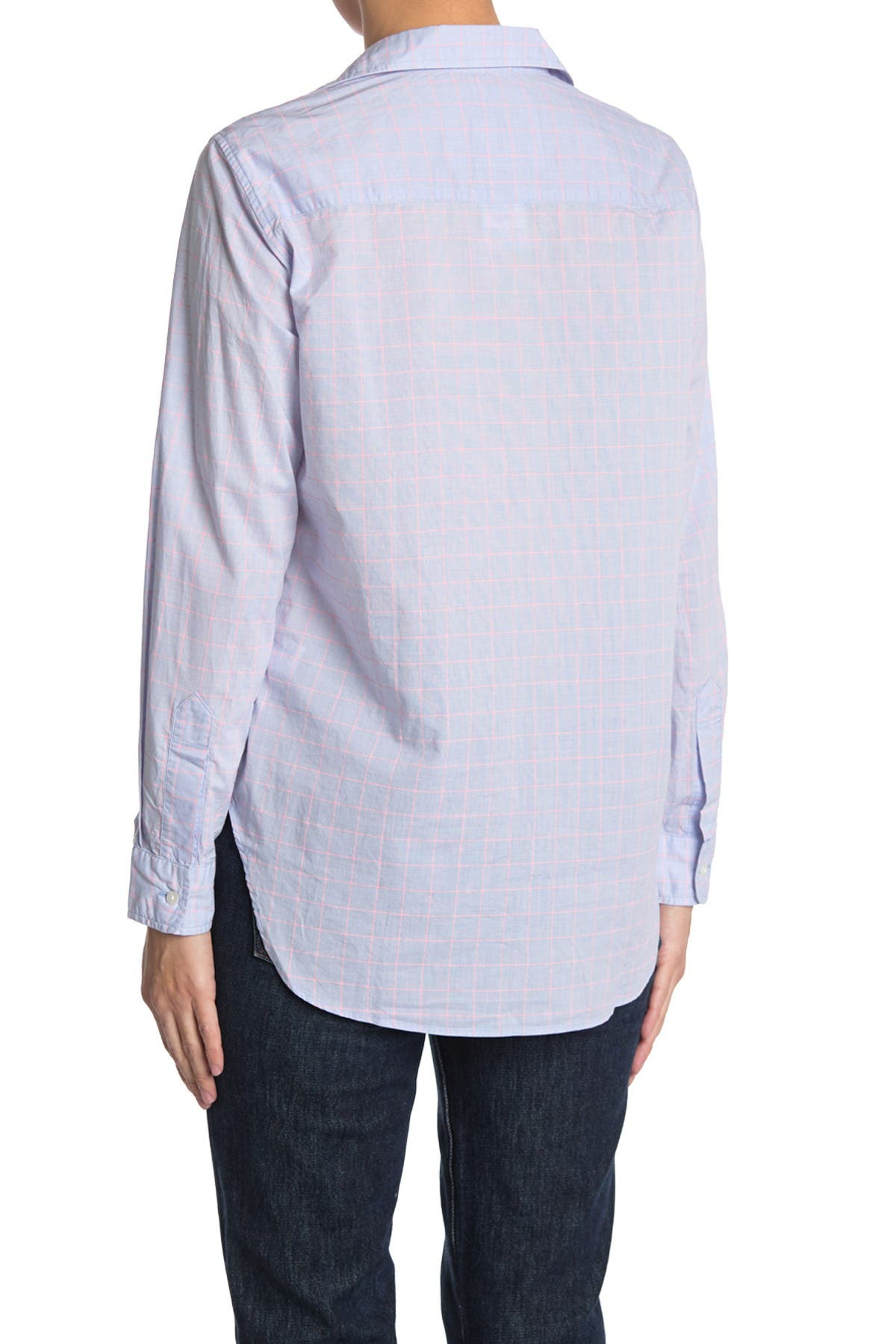 Image of FRANK & EILEEN Frank Woven Button-Up