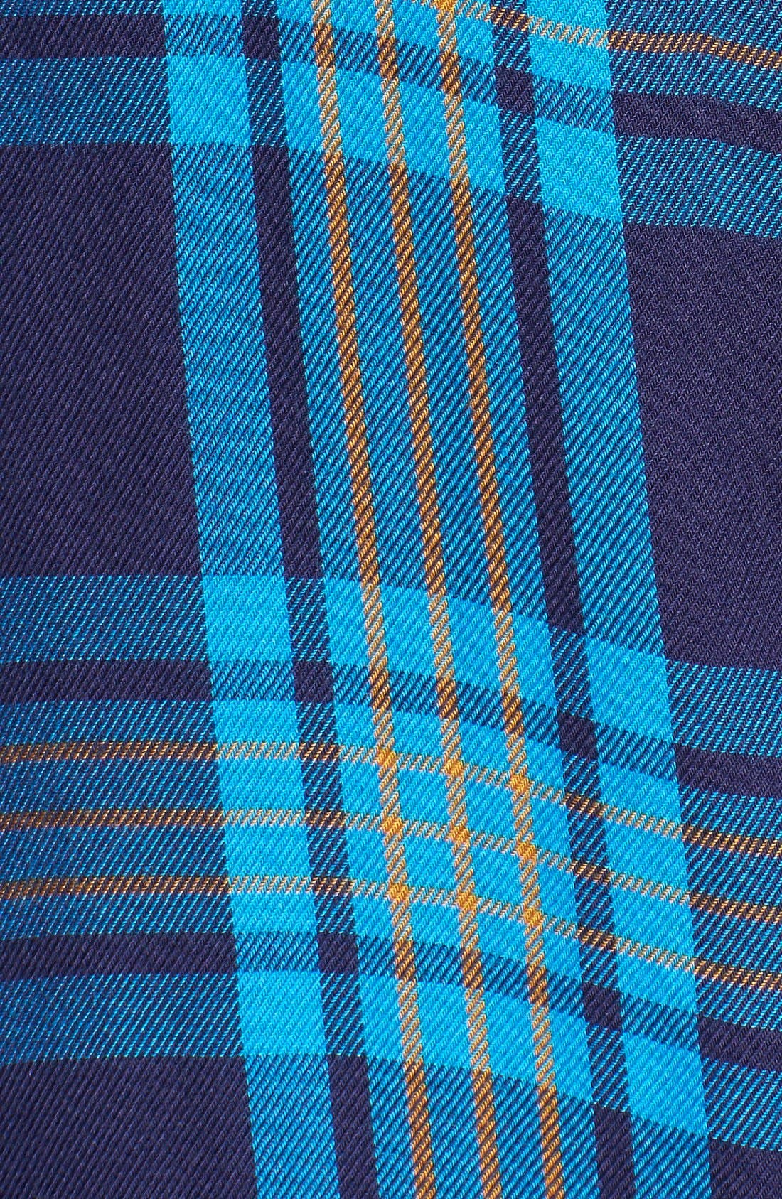 ,                             Plaid Tunic Shirt,                             Alternate thumbnail 29, color,                             410