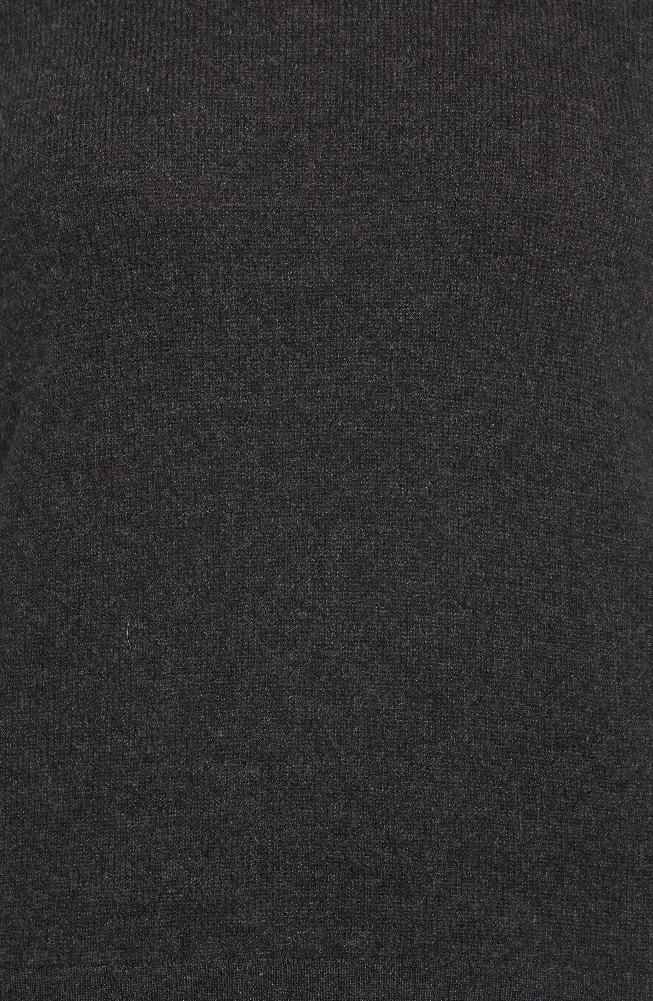 ,                             Crewneck Cashmere Sweater,                             Alternate thumbnail 255, color,                             021
