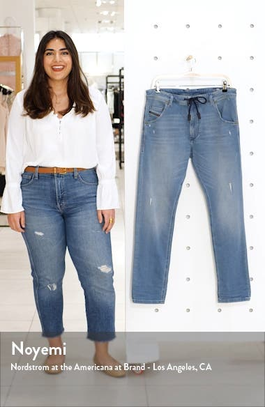 Krooley Jogg Slouchy Skinny Fit Jeans, sales video thumbnail