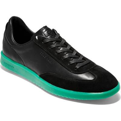 Cole Haan Grandpro Turf Sneaker- Black