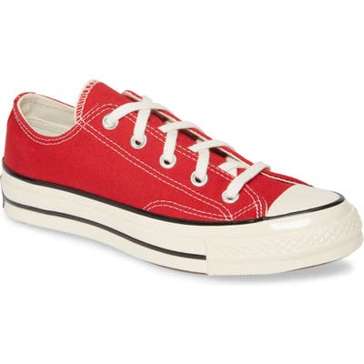 Converse Chuck Taylor All Star 70 Always On Low Top Sneaker- Red