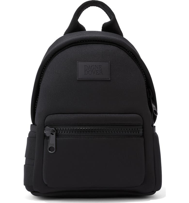 DAGNE DOVER Small Dakota Neoprene Backpack, Main, color, 001