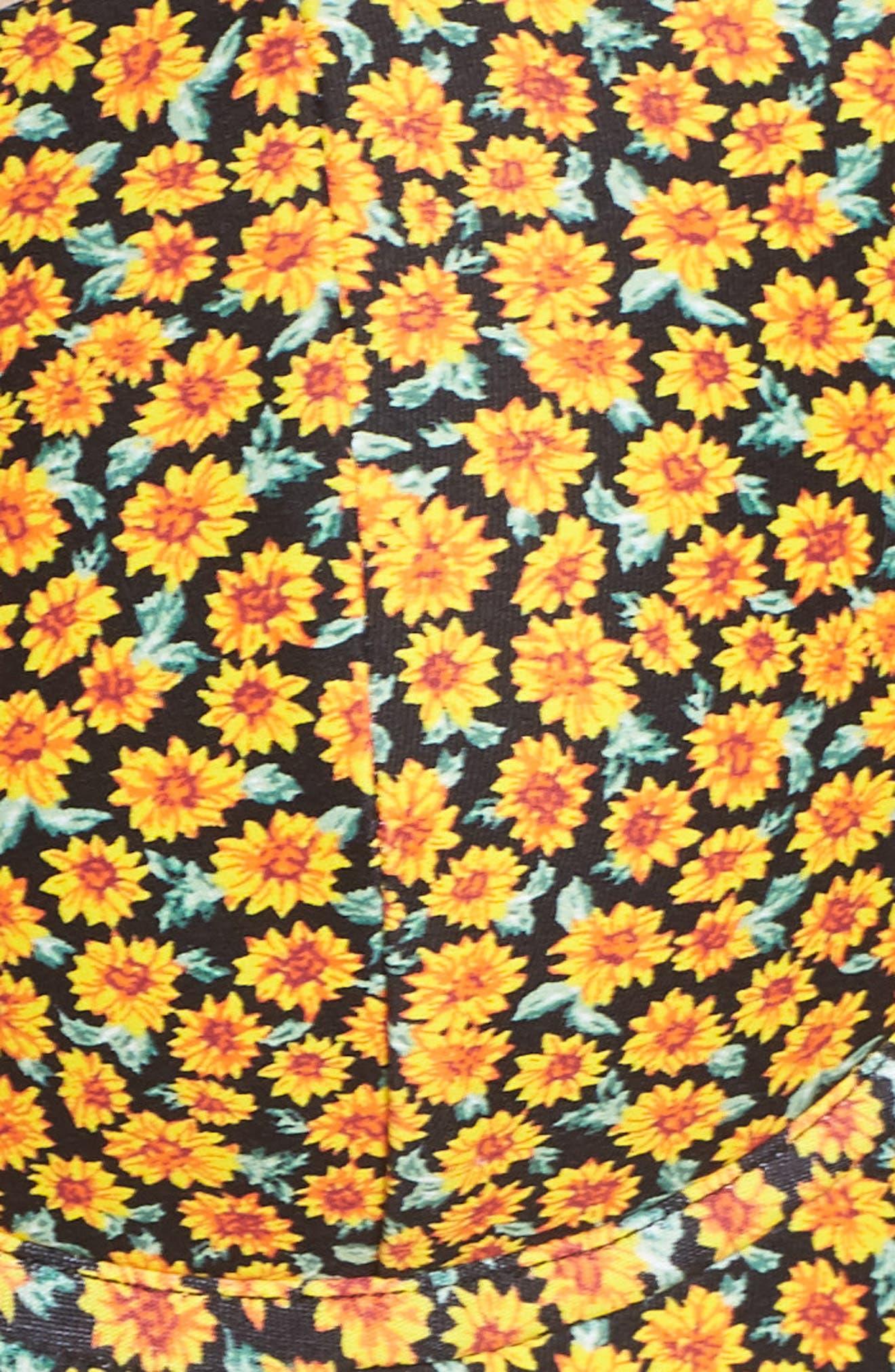 ,                             x We Wore What Ace Balconette Bikini Top,                             Alternate thumbnail 16, color,                             701