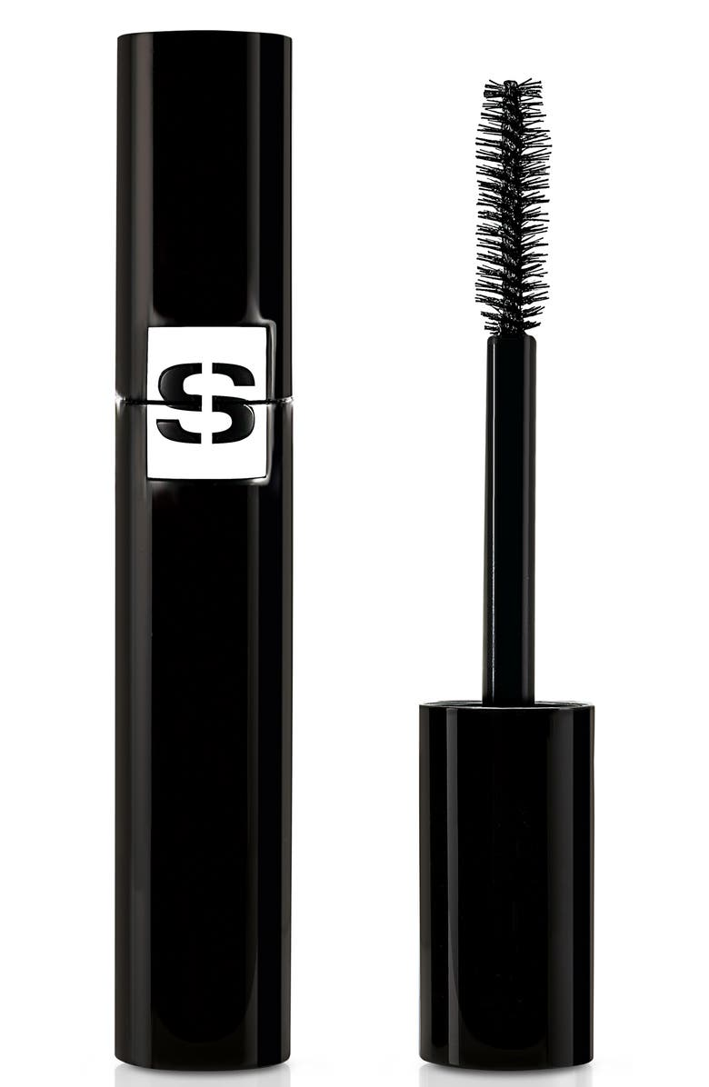 SISLEY PARIS So Volume Volumizing Fortifying Mascara, Main, color, DEEP BLACK
