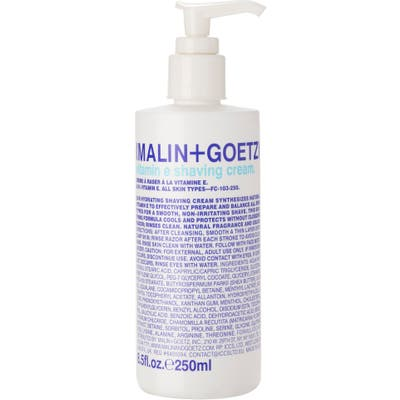 Malin+Goetz Vitamin E Shaving Cream Pump