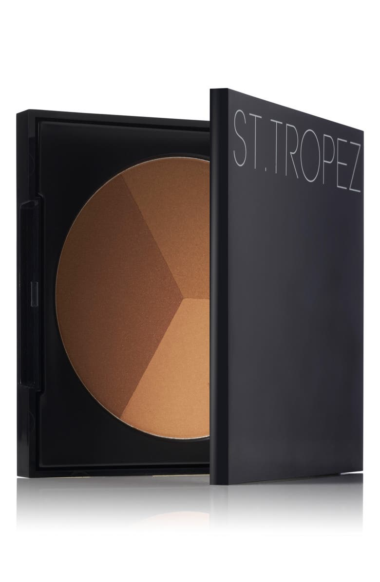 ST. TROPEZ 3-in-1 Bronzing Powder, Main, color, NO COLOR