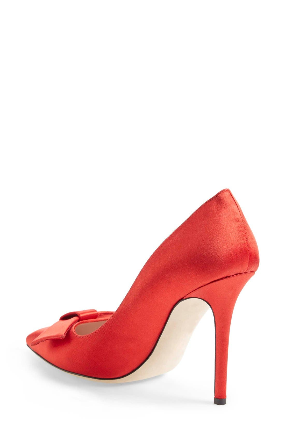 ,                             'layla' pointy toe pump,                             Alternate thumbnail 6, color,                             610
