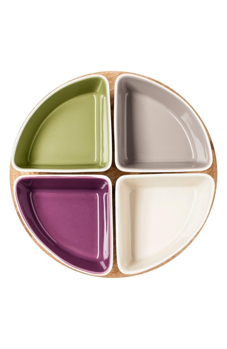 SAGAFORM 'Taste' 5-Piece Serving Set, Main, color, 100