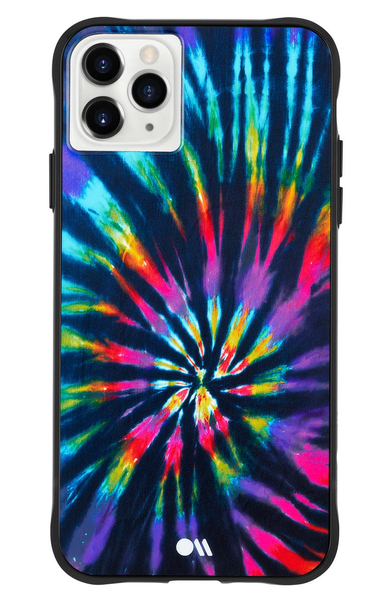 CASE-MATE<SUP>®</SUP> DIY Rainbow Tie Dye iPhone 11, 11 Pro & 11 Pro Max, Main, color, MULTI