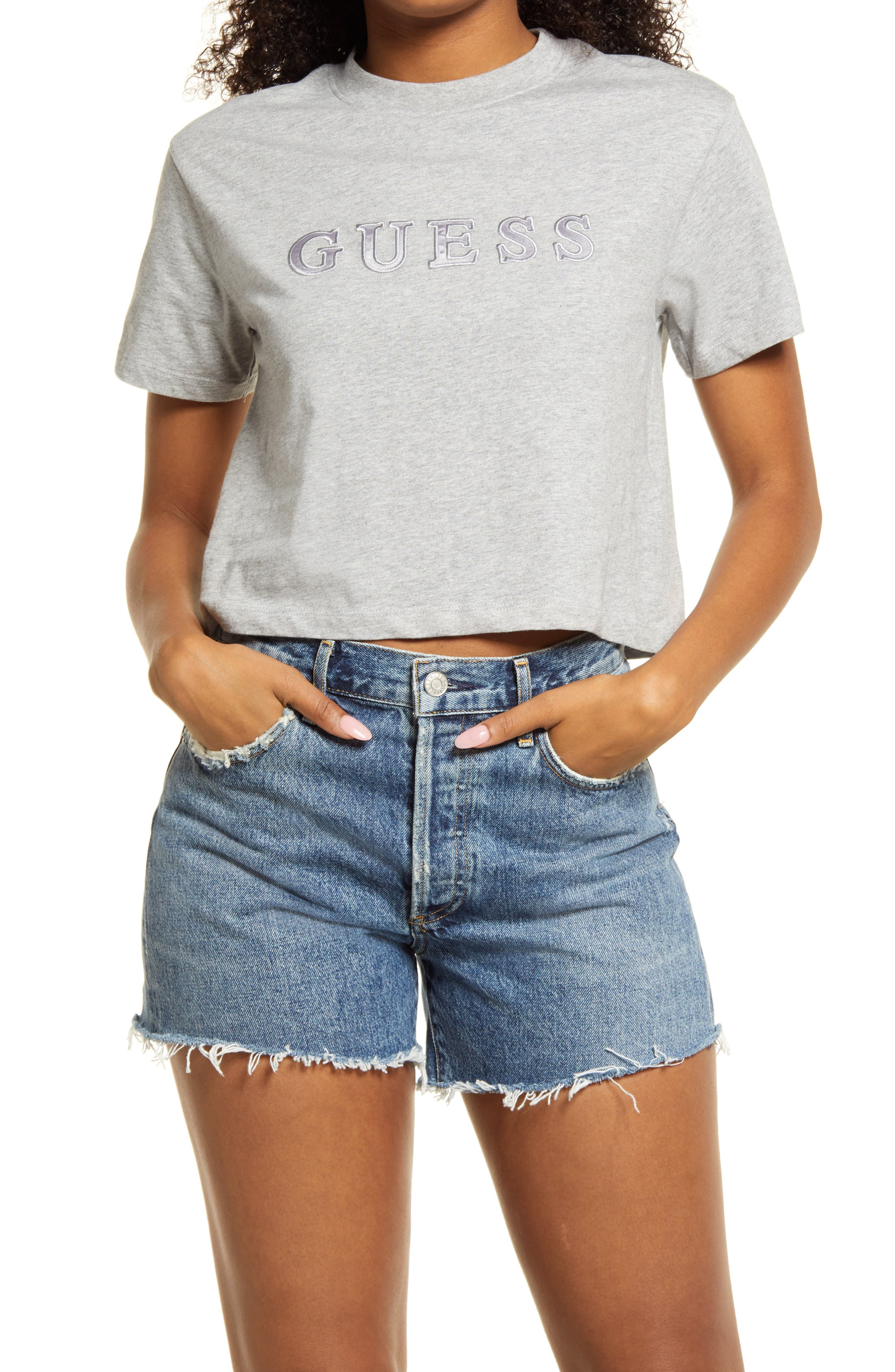 Alexia Crop T-Shirt
