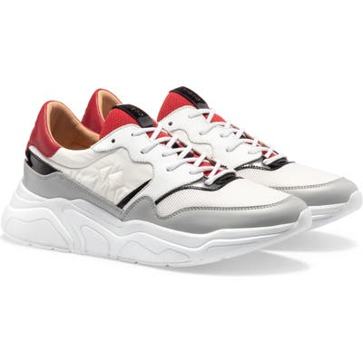 Koio Avalanche Sneaker, Red
