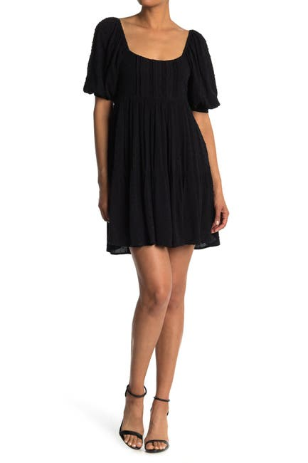 Image of Abound Puff Sleeve Dress