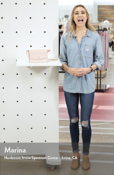 Mini Robinson Leather Shoulder Bag, sales video thumbnail