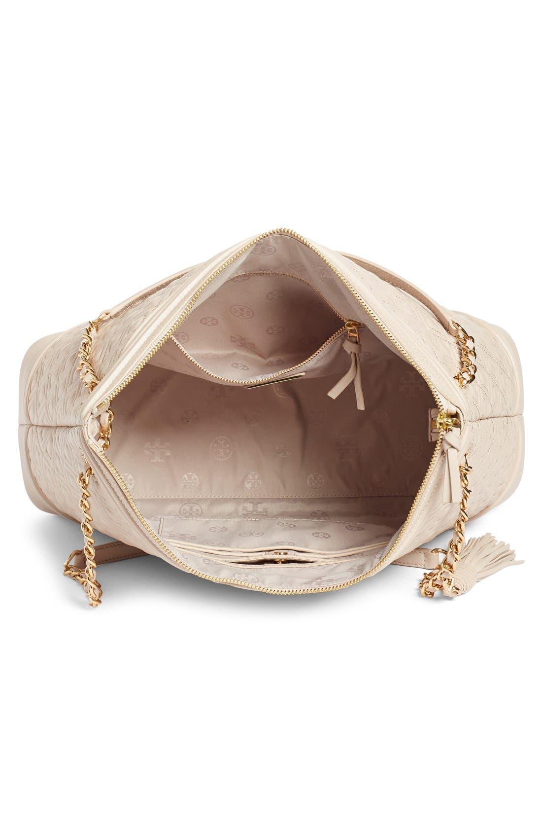 ,                             'Fleming' Leather Shoulder Bag,                             Alternate thumbnail 12, color,                             262