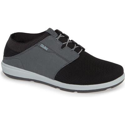 Olukai Ulana Kai Sneaker- Black