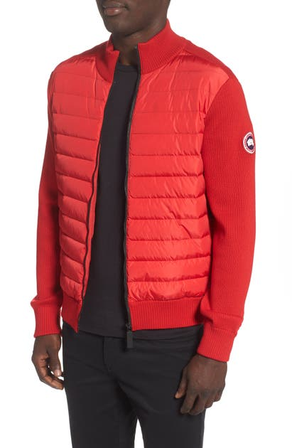 Canada Goose Jackets HYBRIDGE 675 FILL POWER DOWN JACKET