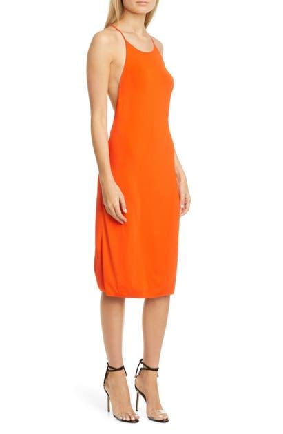 Bottega Veneta Dresses STRAPPY OPEN BACK TANK DRESS
