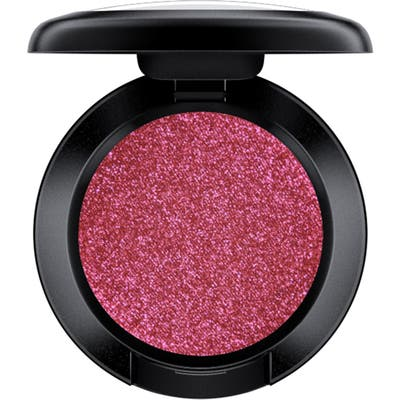 MAC Frost Eyeshadow - Left You On Red