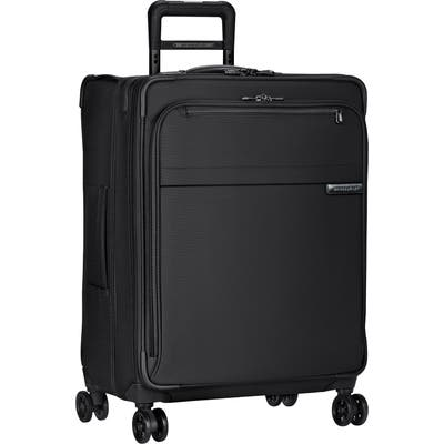 Briggs & Riley Baseline 25-Inch Expandable Spinner Packing Case -