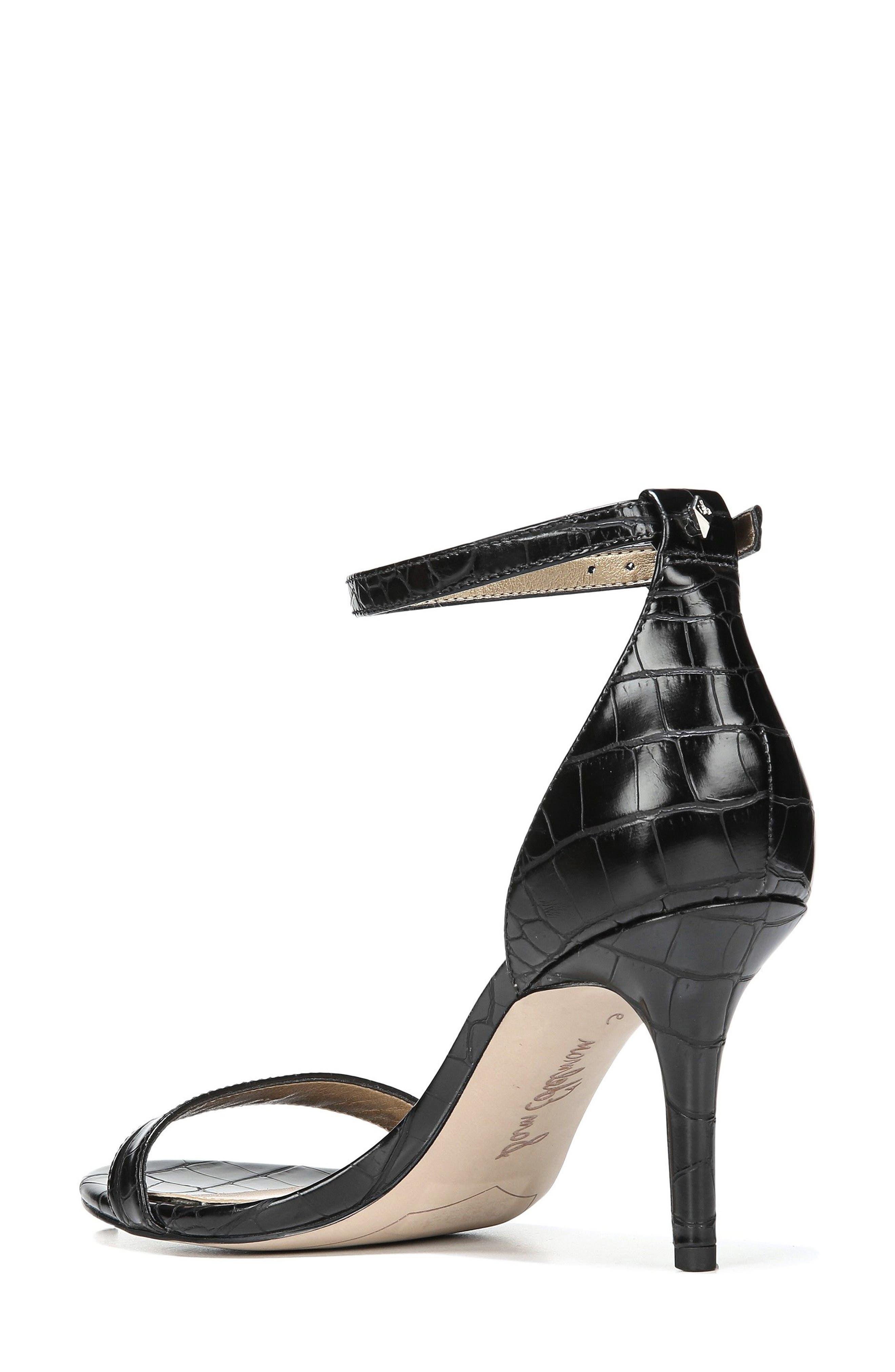,                             'Patti' Ankle Strap Sandal,                             Alternate thumbnail 14, color,                             007