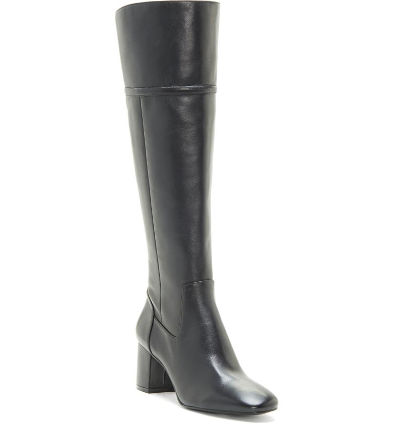 ENZO ANGIOLINI Paceton Over the Knee Boot, Main, color, 001