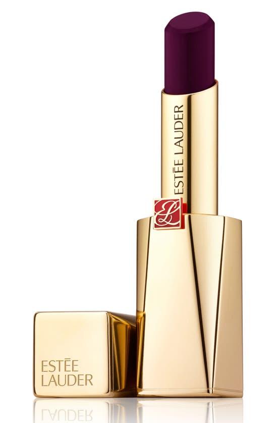 Estée Lauder Pure Color Desire Rouge Excess Creme Lipstick In Prove It-matte