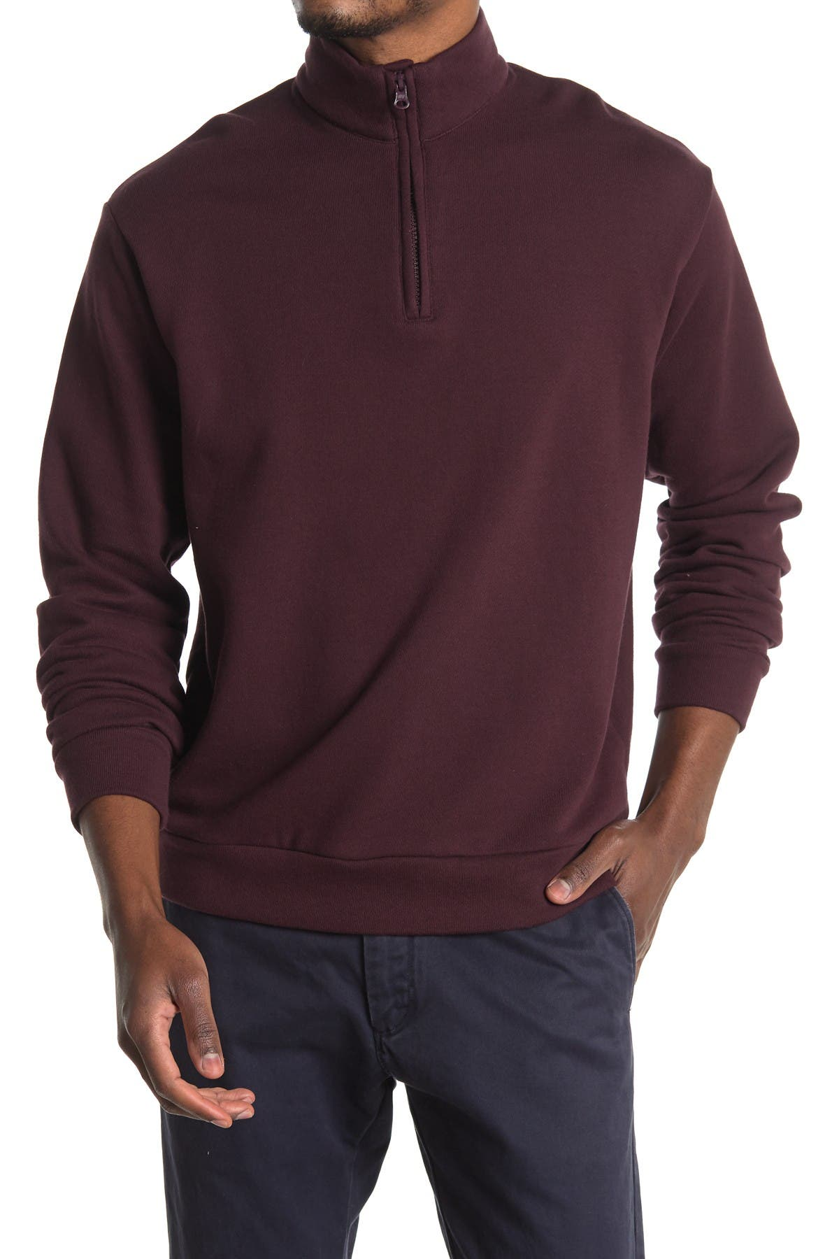 Image of Thomas Dean French Terry Pullover