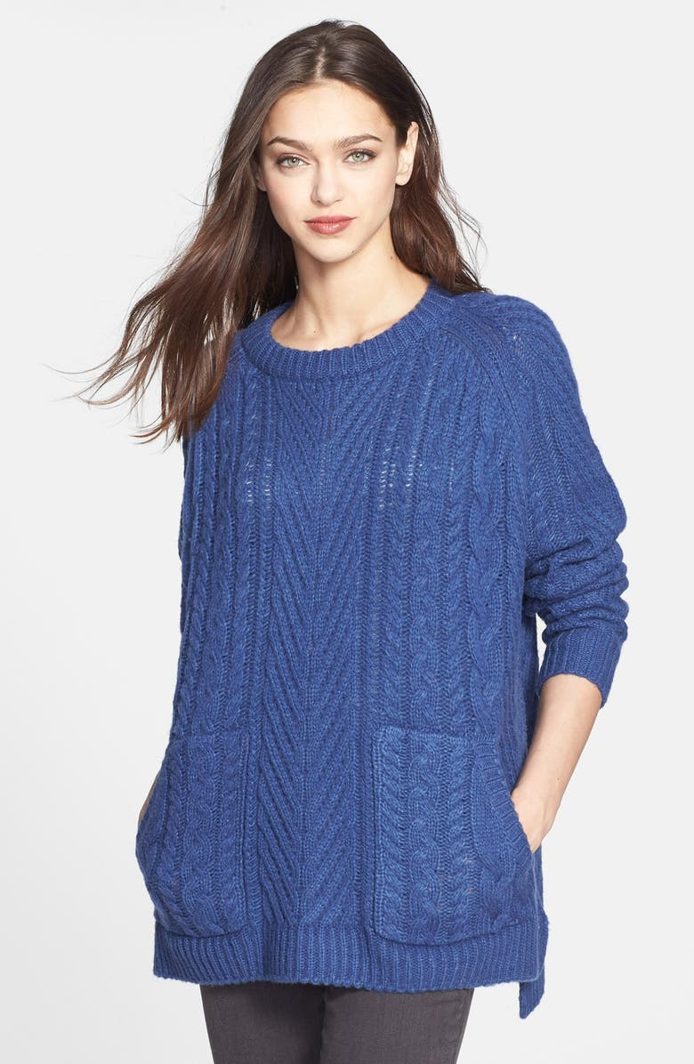 MARC BY MARC JACOBS 'James' Sweater, Main, color, 020