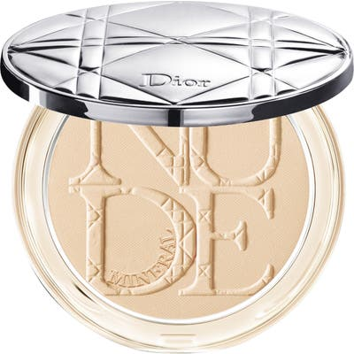 Dior Diorskin Mineral Nude Matte Perfecting Powder - 002 Light