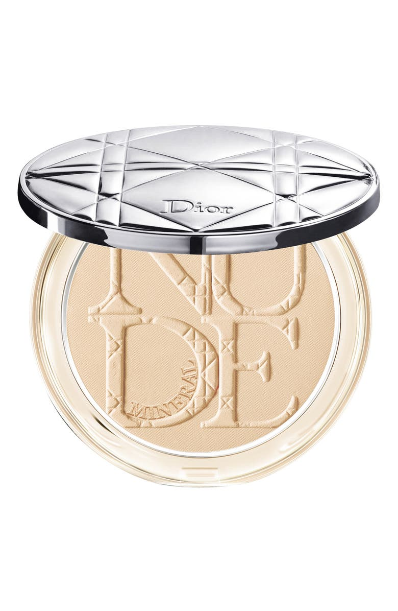 DIOR DiorSkin Mineral Nude Matte Perfecting Powder, Main, color, 002 LIGHT