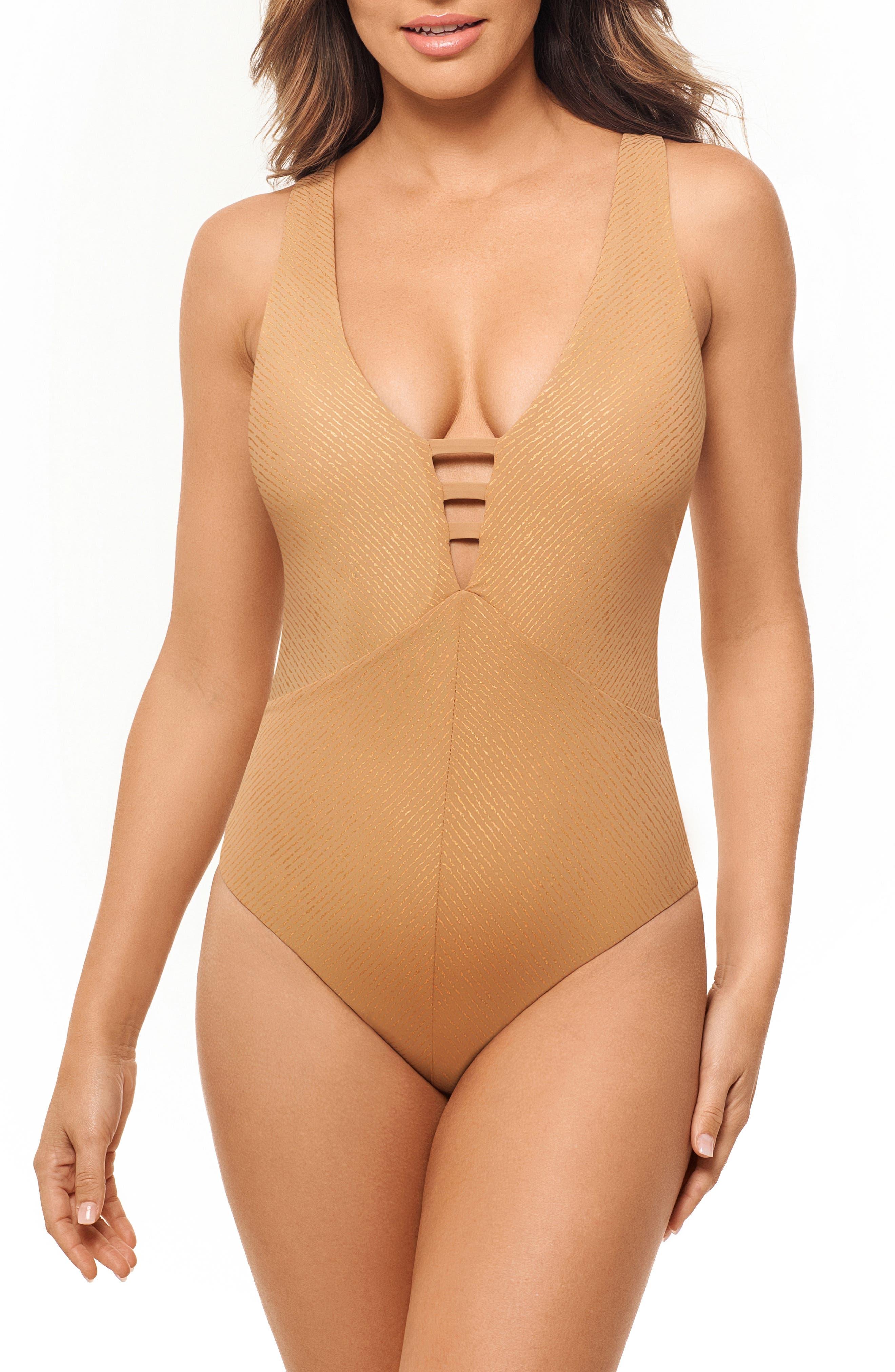 Sanskrit Victoria One-Piece Swimsuit