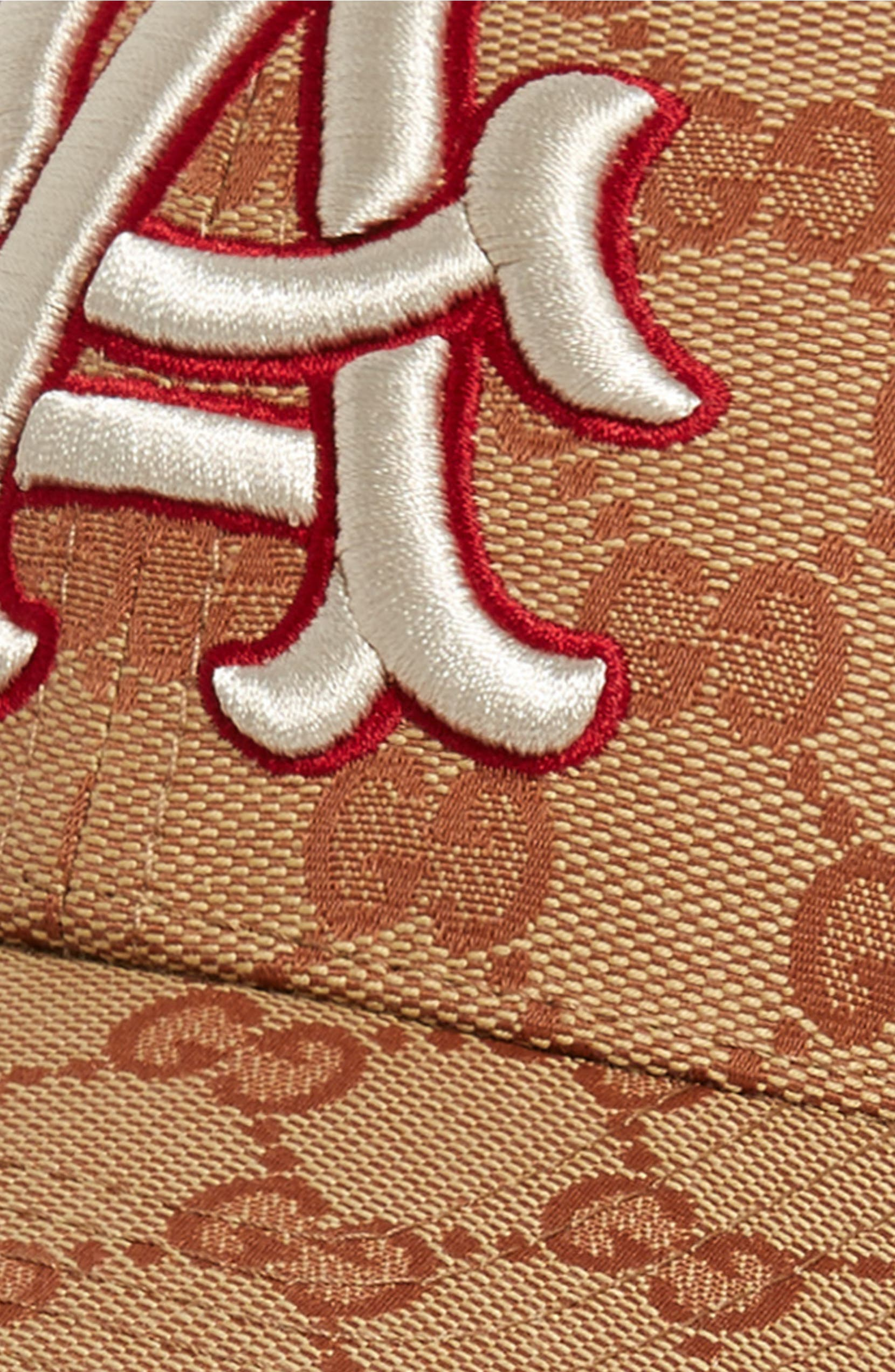 79b59449646f2a Gucci LA Original GG Canvas Baseball Cap | Nordstrom