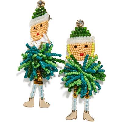 Baublebar Buddy Couple Crop Earrings