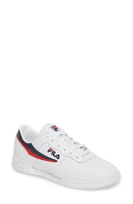 Image of FILA USA Original Fitness Lace-Up Sneaker