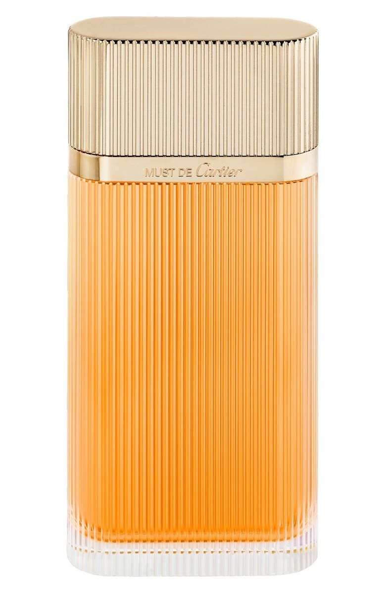 CARTIER Must de Cartier Eau de Toilette, Main, color, NO COLOR