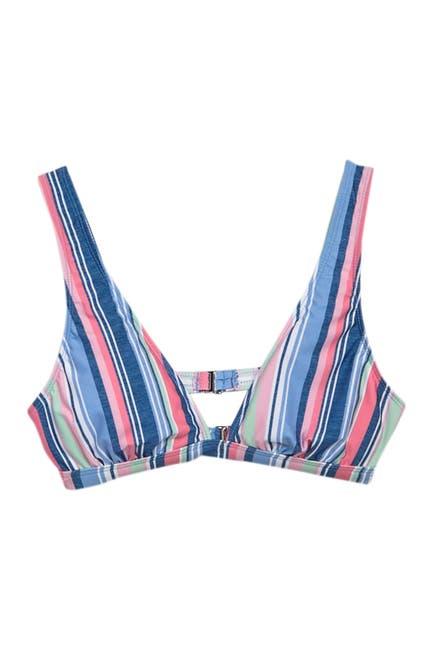 Image of Splendid Holding Pattern Halter Bikini Top