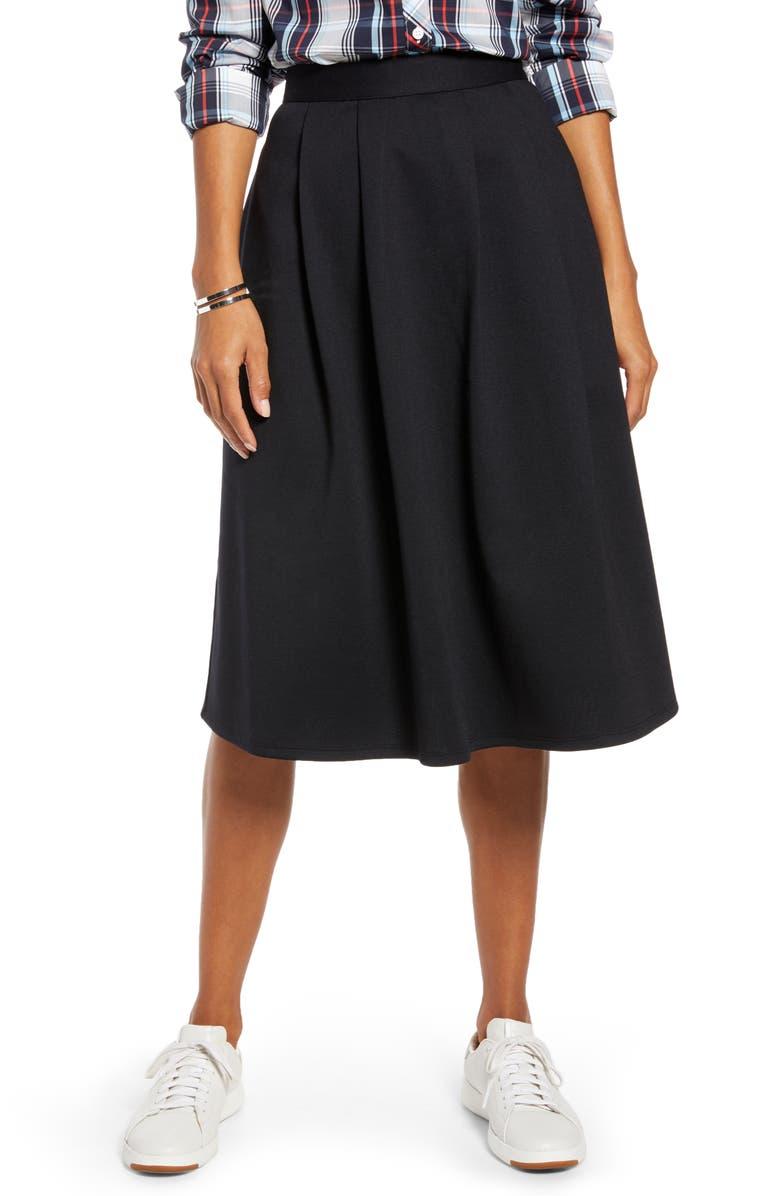 1901 Knit Full Skirt, Main, color, 001