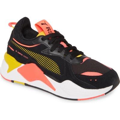 Puma Rs-X Reinvention Sneaker- Black