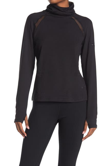 Image of Max Studio Wellness Pullover Turtleneck Sweater