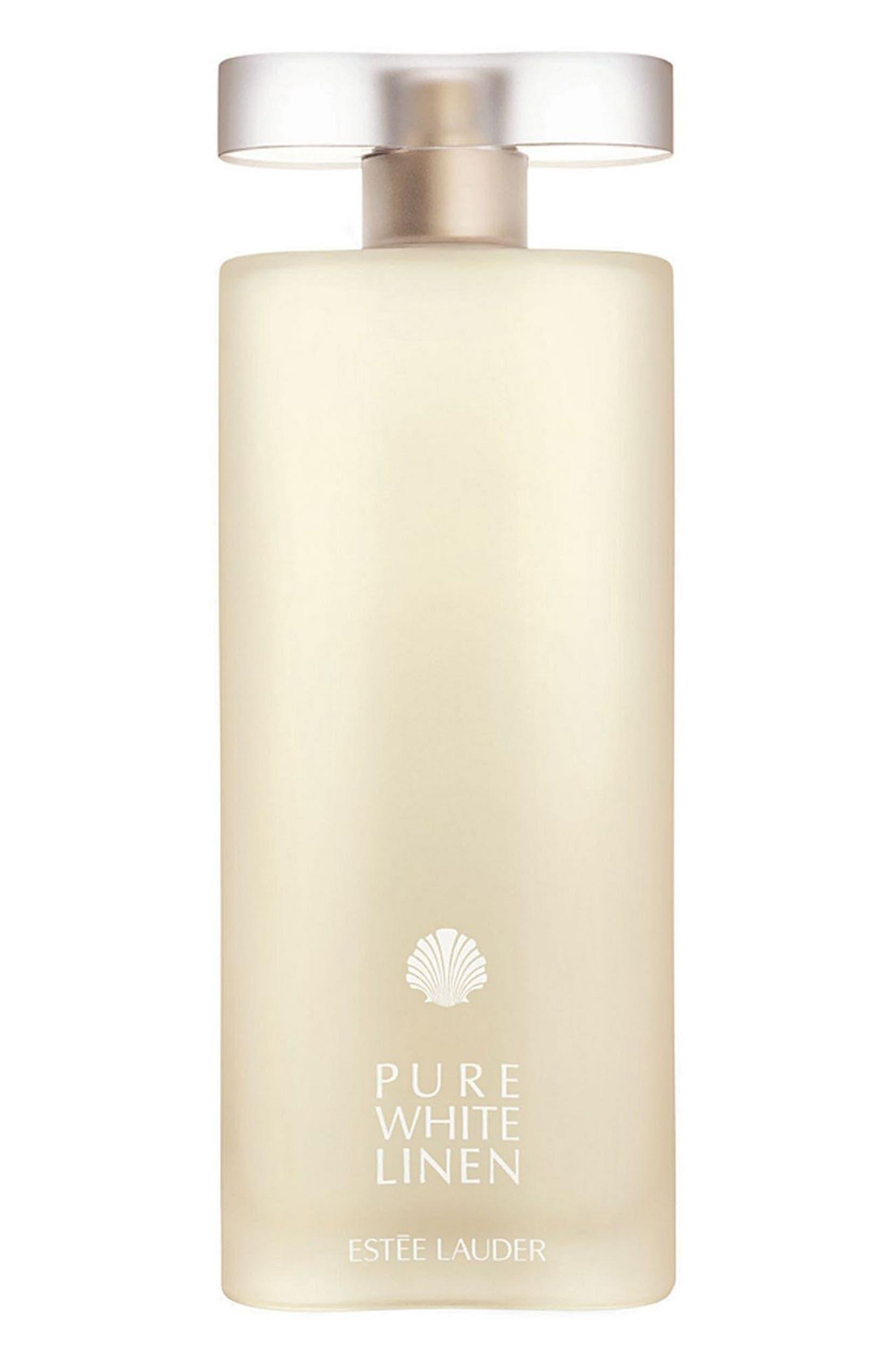 White Spray Parfum Eau De Pure Linen 0Nwmn8