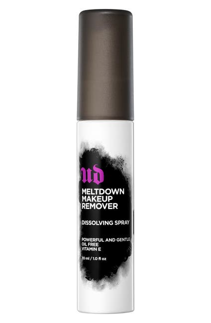Image of Urban Decay Meltdown Makeup Remover Dissolving Spray