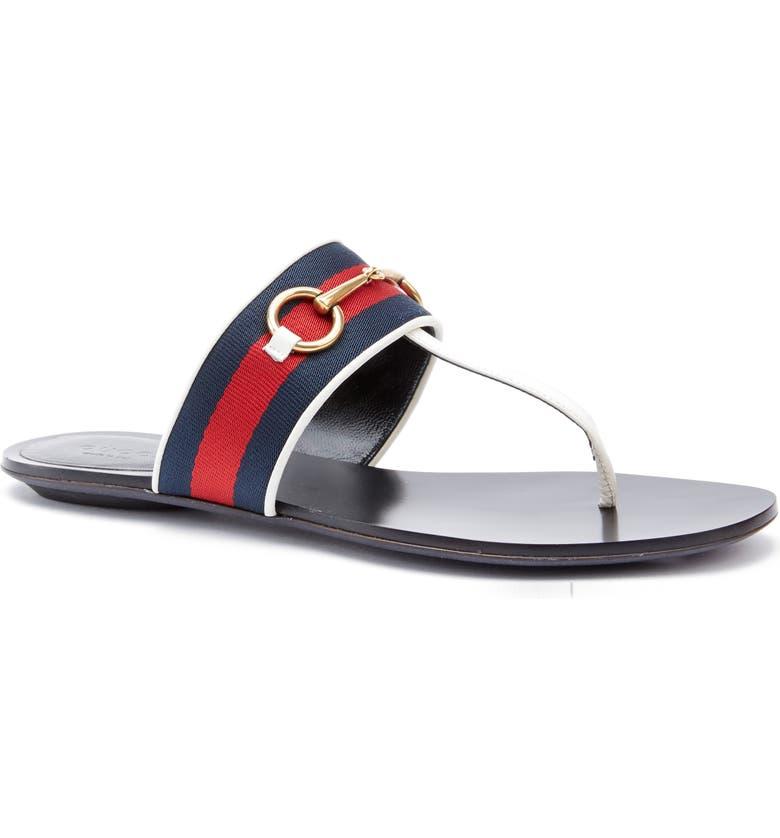 GUCCI Querelle Sandal, Main, color, 100