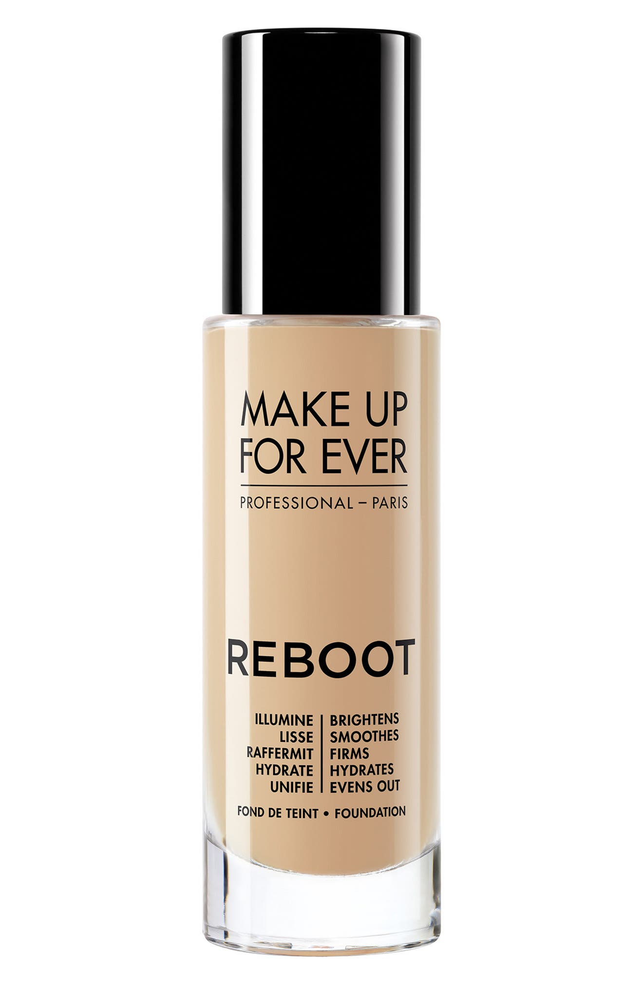 Mufe Reboot Active Care Revitalizing Foundation