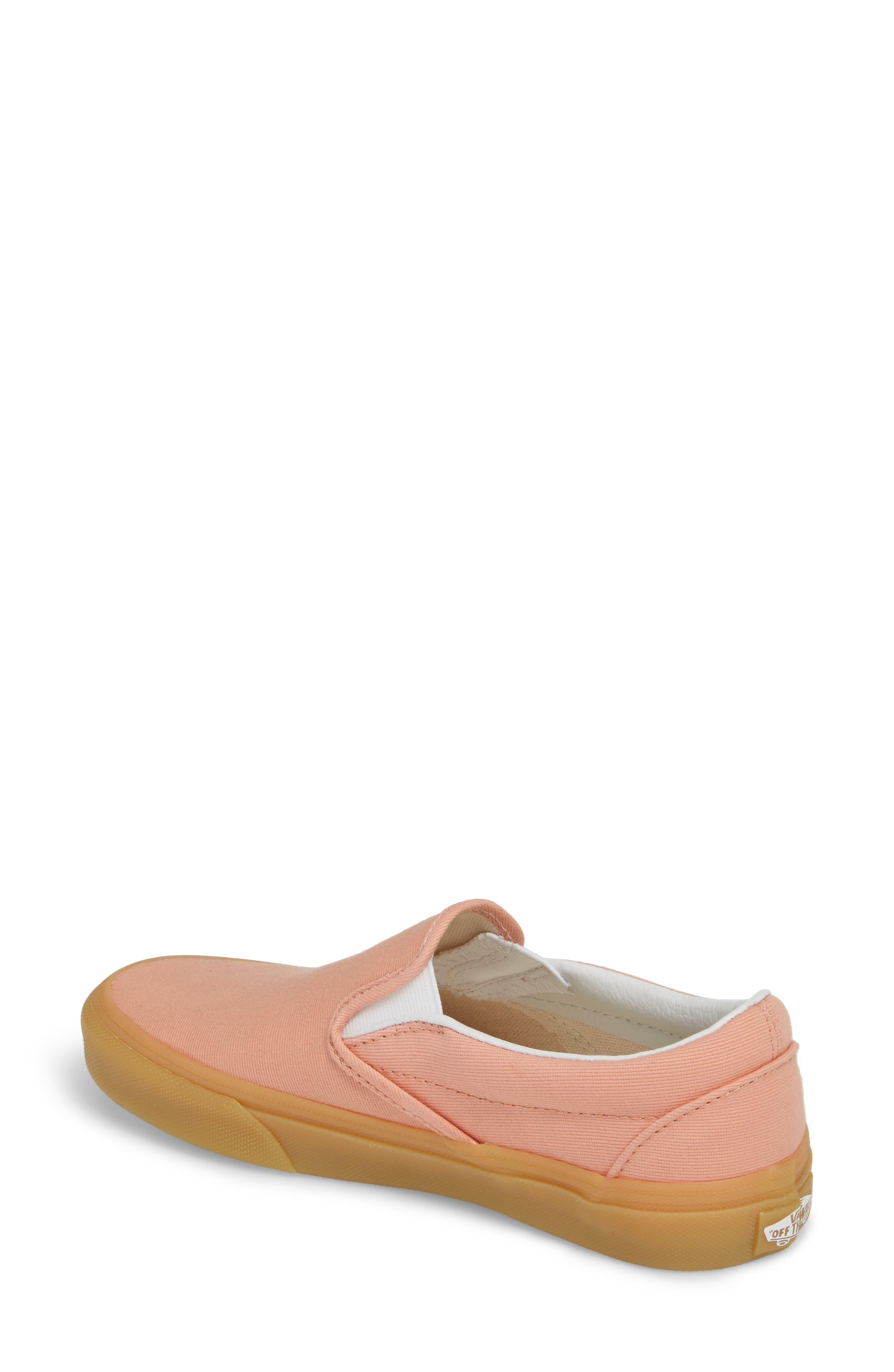 ,                             Classic Slip-On Sneaker,                             Alternate thumbnail 202, color,                             663