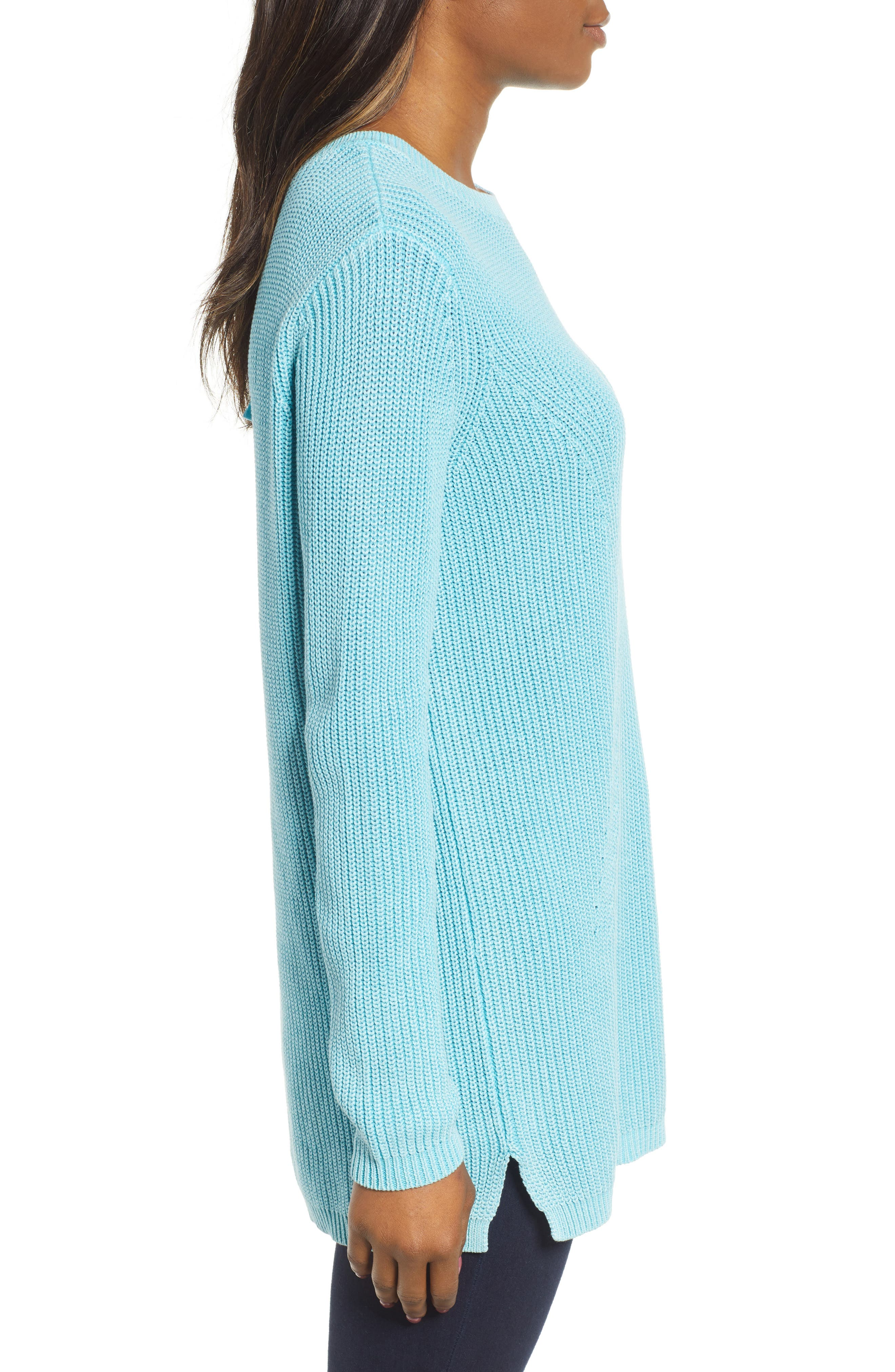 ,                             Tie Back Tunic Sweater,                             Alternate thumbnail 27, color,                             451