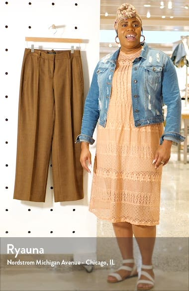 Winthrop Wide Leg Pants, sales video thumbnail